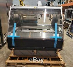 2019 NEW HillPhoenix Dry Heated Display Case BMD4H Glass Deli Food Case
