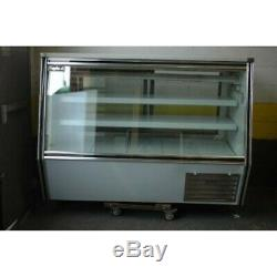 6 Ft Deli Case Self Contained Year 2017 Vol 120 In Great Condition