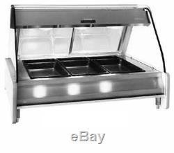 Alto-Shaam 50 Halo Heat Deli Self Service Hot Food Buffet Display Case