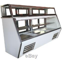 Commercial Refrigerated 7-11 Style Deli Meat Case 117