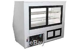 Coolman 48 Commercial Refrigerated High Deli Meat Display Case