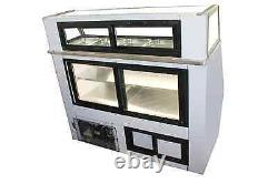 Cooltech Refrigerated 7-11 Style Deli Meat Case 72