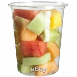 Eco-Products 32-oz. Compostable Round Deli Container / 500-ct. Case