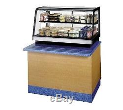 Federal Industries CRB3628SS 36 Countertop Refrigerated Deli Display Case