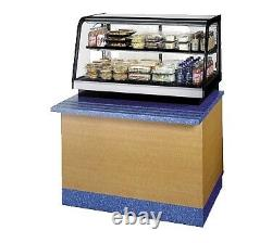 Federal Industries CRR3628SS 36 Countertop Refrigerated Deli Display Case
