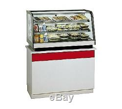 Federal Industries CRR4828 48 Countertop Refrigerated Deli Display Case