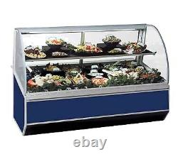 Federal Industries SN-6CD 72 Refrigerated Deli Display Case
