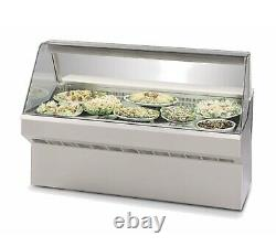 Federal Industries SQ-6CD 72 Refrigerated Deli Display Case