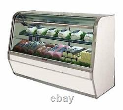 Howard-McCray R-CDS32E-8C-S-LED 98 Refrigerated Deli Display Case