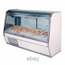 Howard-McCray R-CFS32E-8C-LED 98 Deli Seafood / Poultry Display Case
