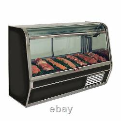 Howard-McCray R-CMS32E-4C-LED Red Meat Deli Display Case