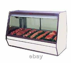 Howard-McCray R-CMS32E-6-BE-LED Red Meat Deli Display Case