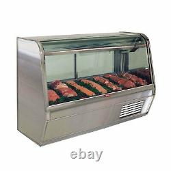 Howard-McCray R-CMS32E-6-LED 74 Red Meat Deli Display Case