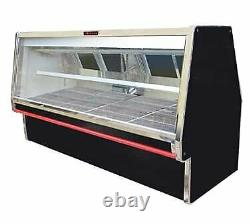 Howard-McCray R-CMS34E-4-S-LED Red Meat Deli Display Case