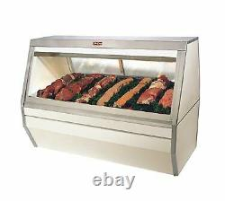 Howard-McCray R-CMS35-8-LED 95 Red Meat Deli Display Case