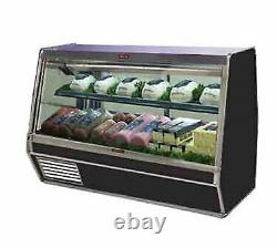 Howard-McCray SC-CDS32E-6-BE-LED 74 Refrigerated Deli Display Case