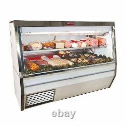 Howard-McCray SC-CDS34N-10-LED 120 Refrigerated Deli Display Case