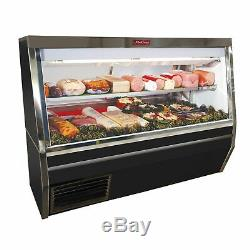 Howard-McCray SC-CDS34N-12-BE-LS-LED 144 Refrigerated Deli Display Case