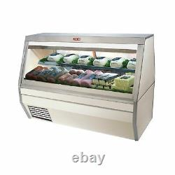 Howard-McCray SC-CDS35-10-S-LED Refrigerated Deli Display Case