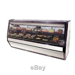 Howard-McCray SC-CDS40E-6-S-LED 76.5 Display Case, Deli Meats & Cheeses, Self-C