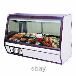Howard-McCray SC-CFS32E-4-LED 50 Deli Seafood / Poultry Display Case