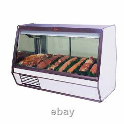 Howard-McCray SC-CMS32E-6-LED 74 Red Meat Deli Display Case