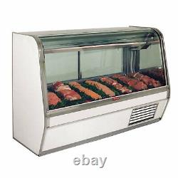 Howard-McCray SC-CMS32E-8C-LED 98 Red Meat Deli Display Case