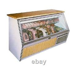MarcRefrig FIC-10 S/C 120 Refrigerated Deli Display Case