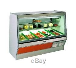 Marc Refrigeration SF-10 S/C Red Meat Deli Display Case