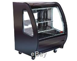 NEW 40 Refrigerated NSF Display Case Torrey TEM100+B #4929 Deli Bakery Cold