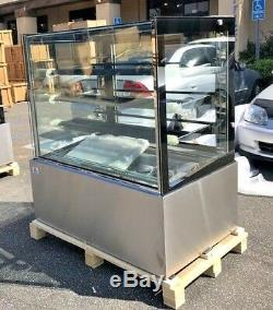 NEW 48 Bakery Deli Refrigerator Cooler Case Display Fridge NSF