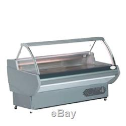 NEW Lowe B2 Refrigerated Serve Over Counter / Glass Deli Case FREE SHIPPING