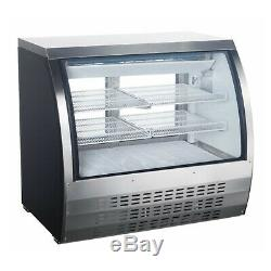 NSF 47'' Refrigerated Deli showcase display Case Commercial Kitchen Bakery