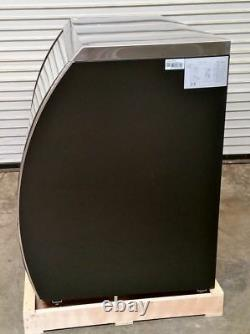 SABA 47x32.5D Commercial Deli Case/Display Case Refrigerator with Curved Glass