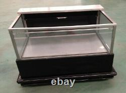 Self Contained Refrigerated Display case, ideal for beverage and deli products