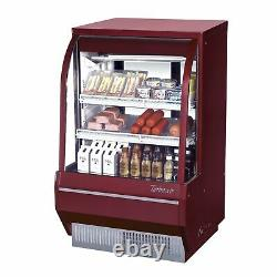 Turbo Air TCDD-36-2-H-R 36 Full Service Refrigerated Deli Display Case