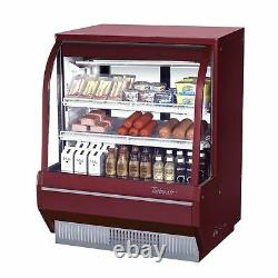 Turbo Air TCDD-48H-R-N 48 Full Service Refrigerated Deli Display Case