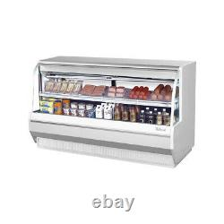 Turbo Air TCDD-72L-W-N 72 Full Service Refrigerated Deli Display Case